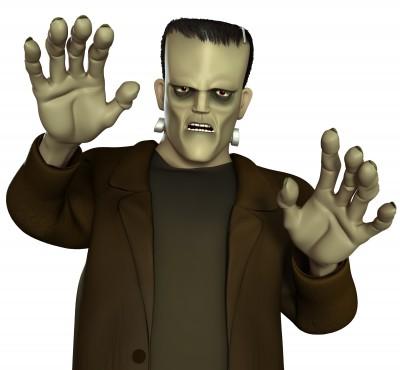 Frankenstein email split testing