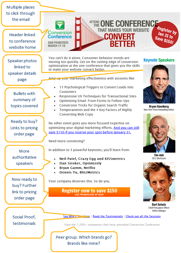 Irresistible invitation emails for webinars and events example email event invitation stopboris