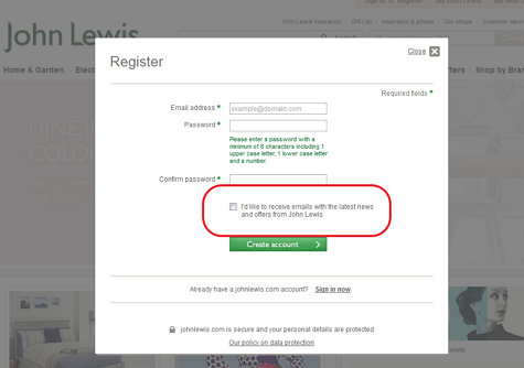 JohnLewisRegisteration