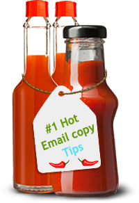Email Marketing Copy writing tips