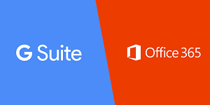 G-Suite Office 365 adoption and B2B email