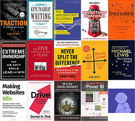 Recommended Marketing Reading List