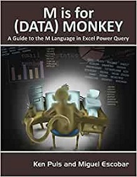 Data Monkey Excel M lanaguage for Power Query